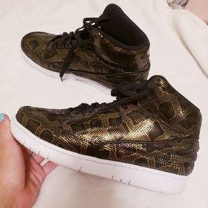 Mens Nike Air Python size 10.5